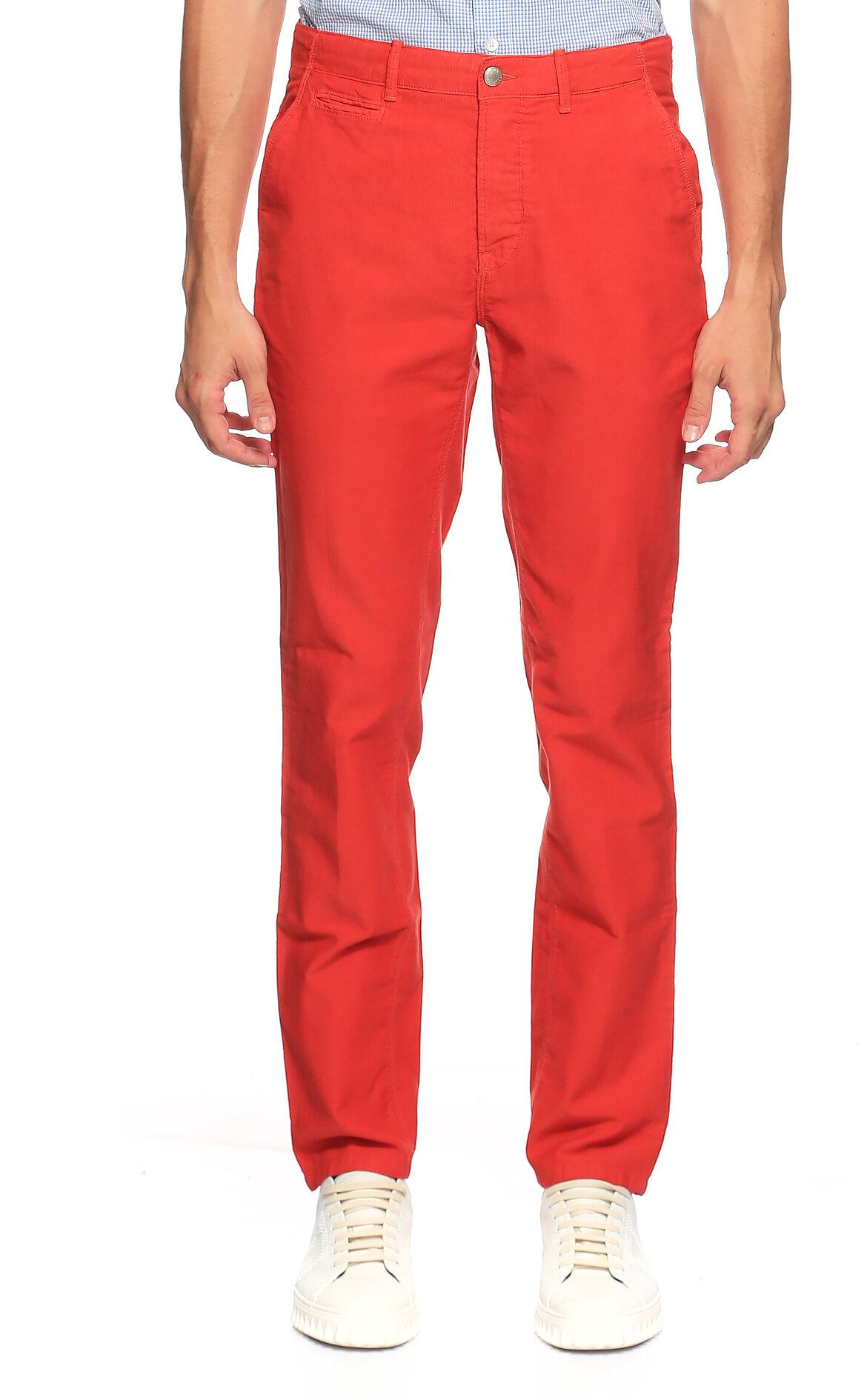 7 For All Mankind-7 For All Mankind Kırmızı Pantolon