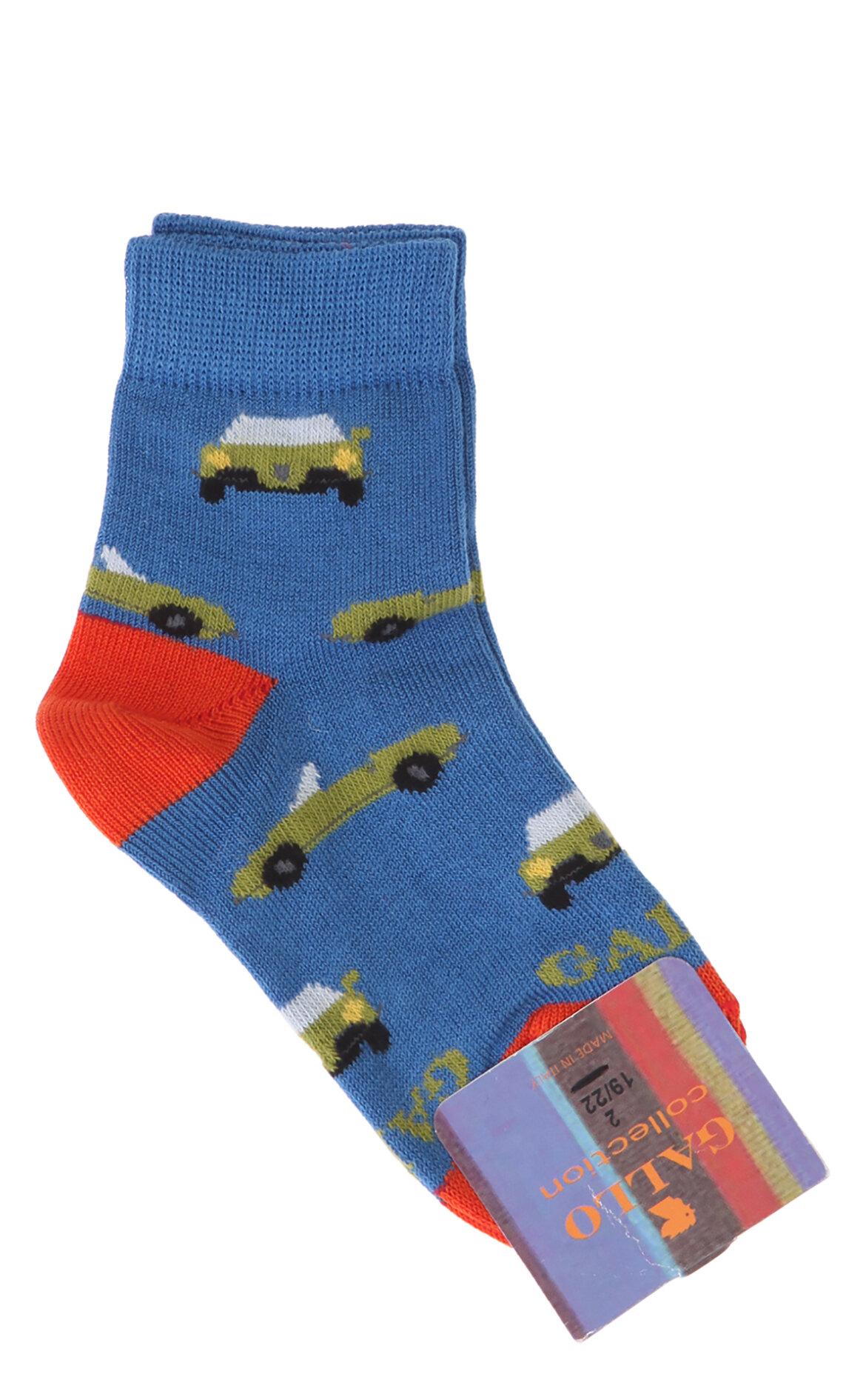 Gallo-Gallo Erkek Çocuk Çorap