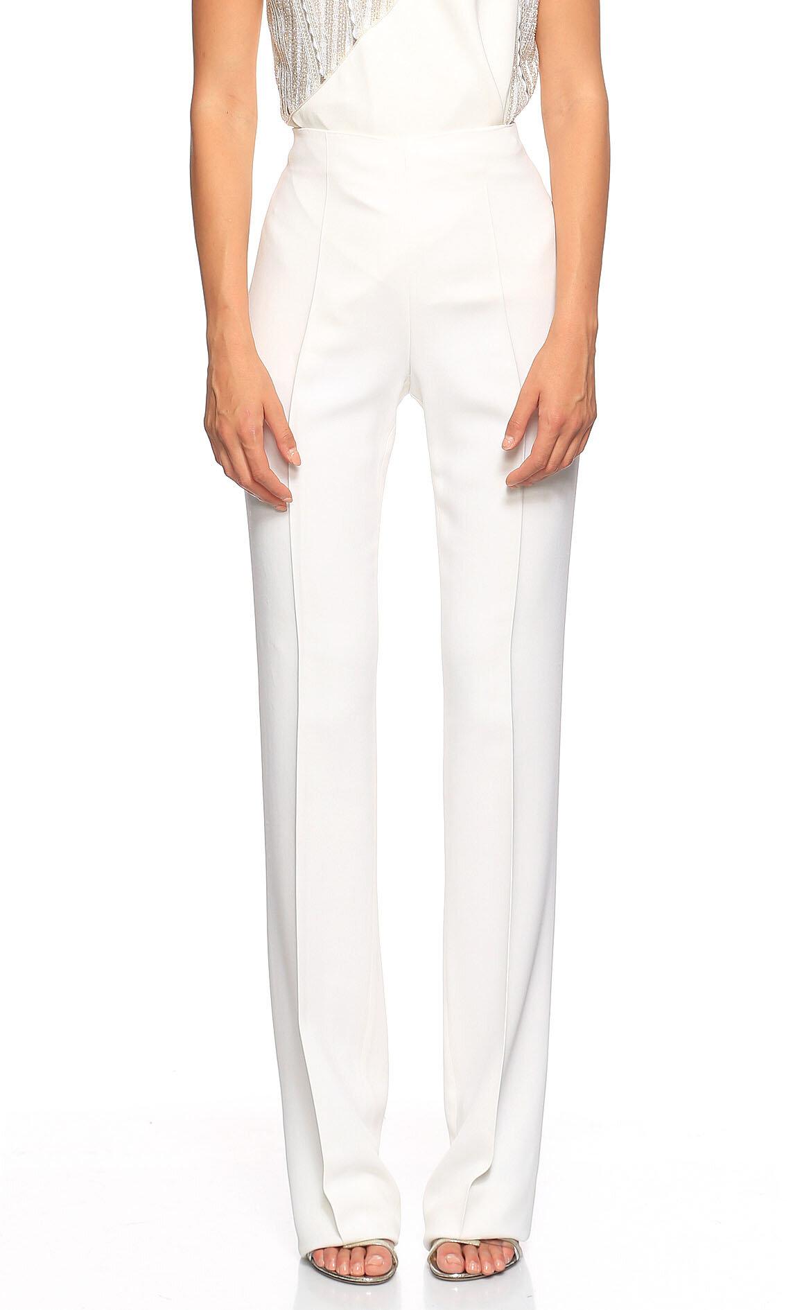 Antonio Berardi  Beyaz Pantolon