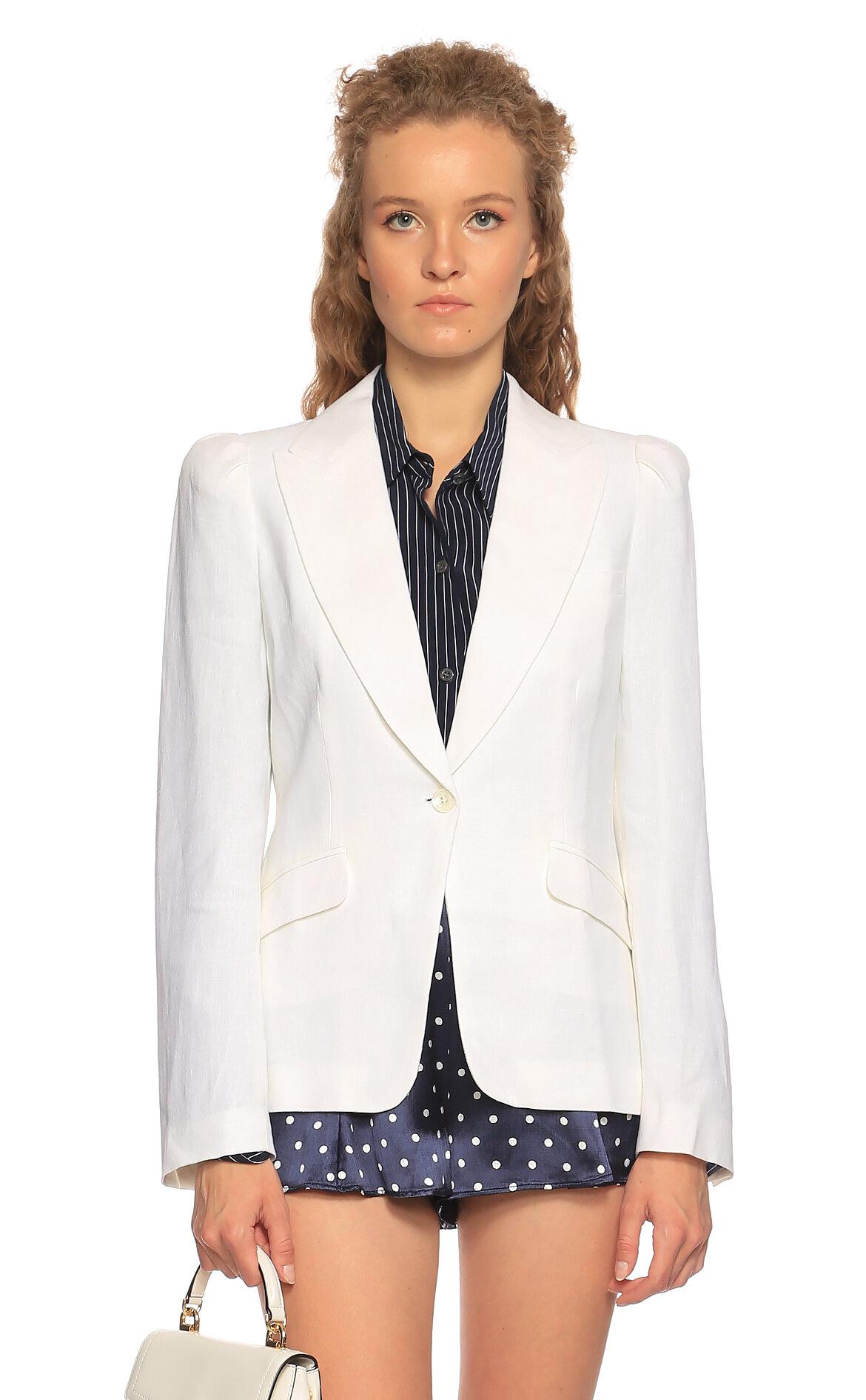 Michael Kors Collection  Beyaz Ceket
