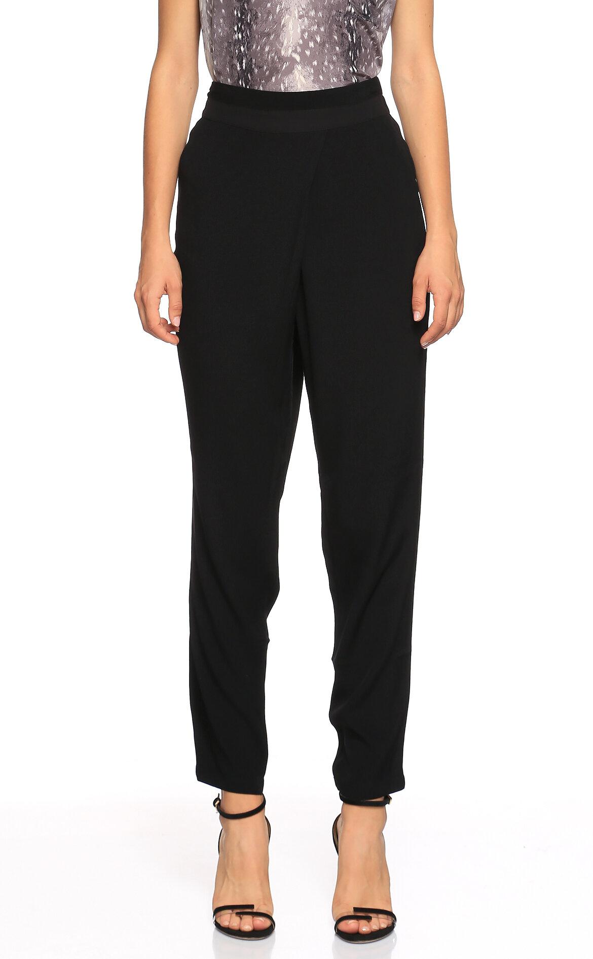 DKNY-DKNY Yüksek Belli Pantolon