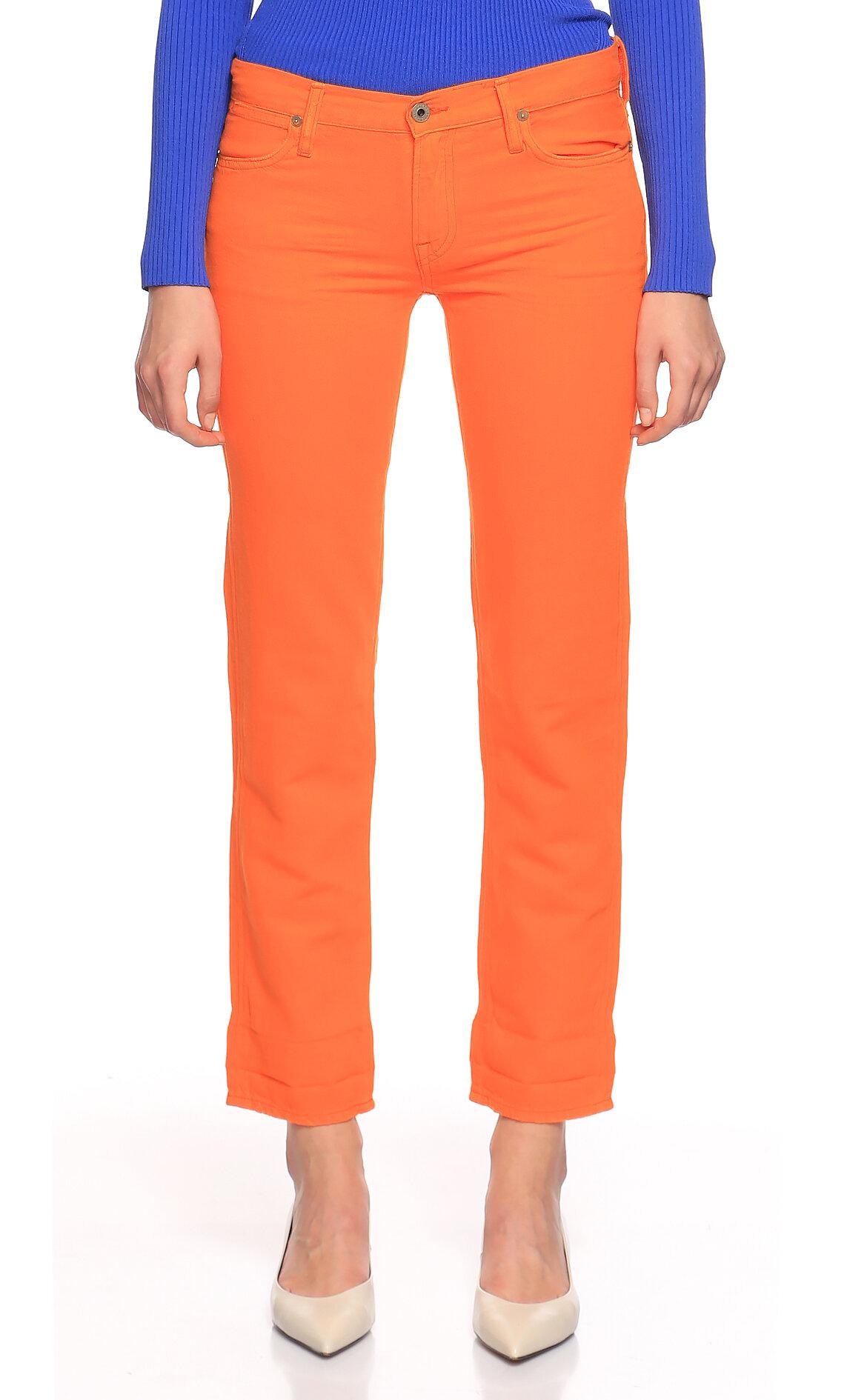 Ralph Lauren Blue Label  Turuncu Jean Pantolon