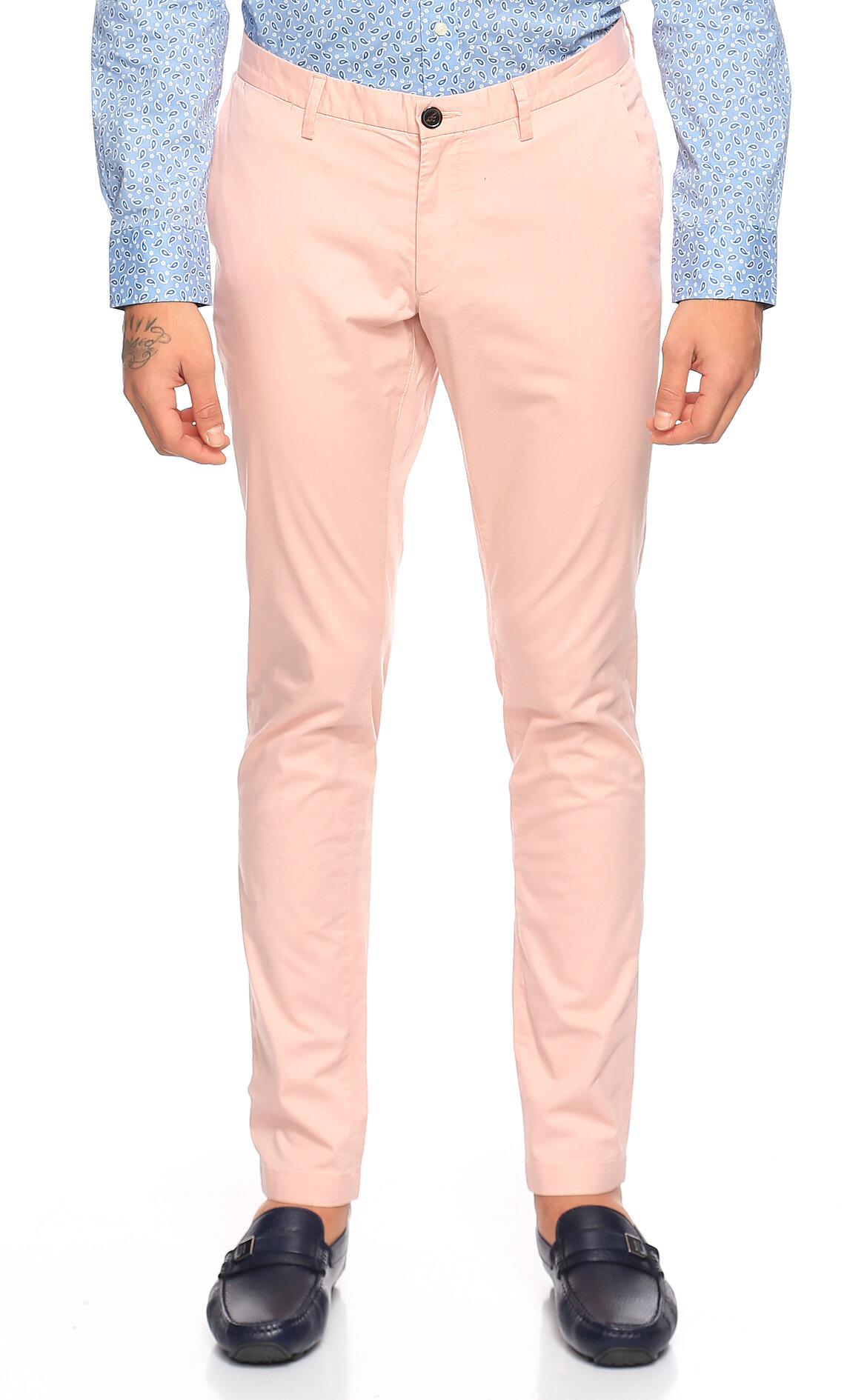 Michael Kors Collection-Michael Kors Collection Pembe Pantolon