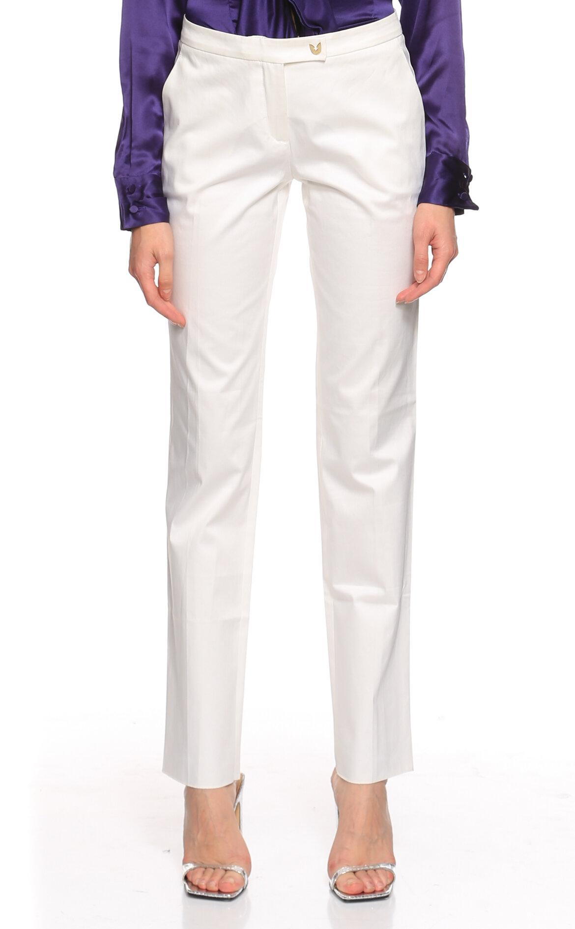 Gianfranco Ferre  Beyaz Pantolon