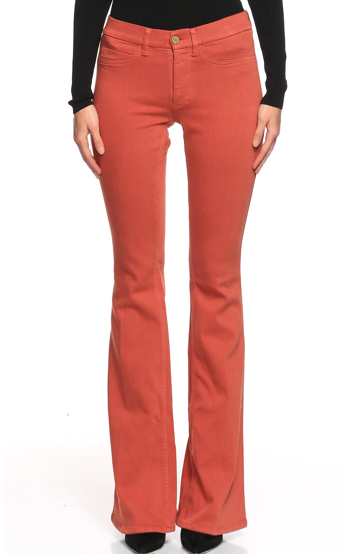 Mih Jeans-Mih Jeans İspanyol Kiremit Rengi Pantolon