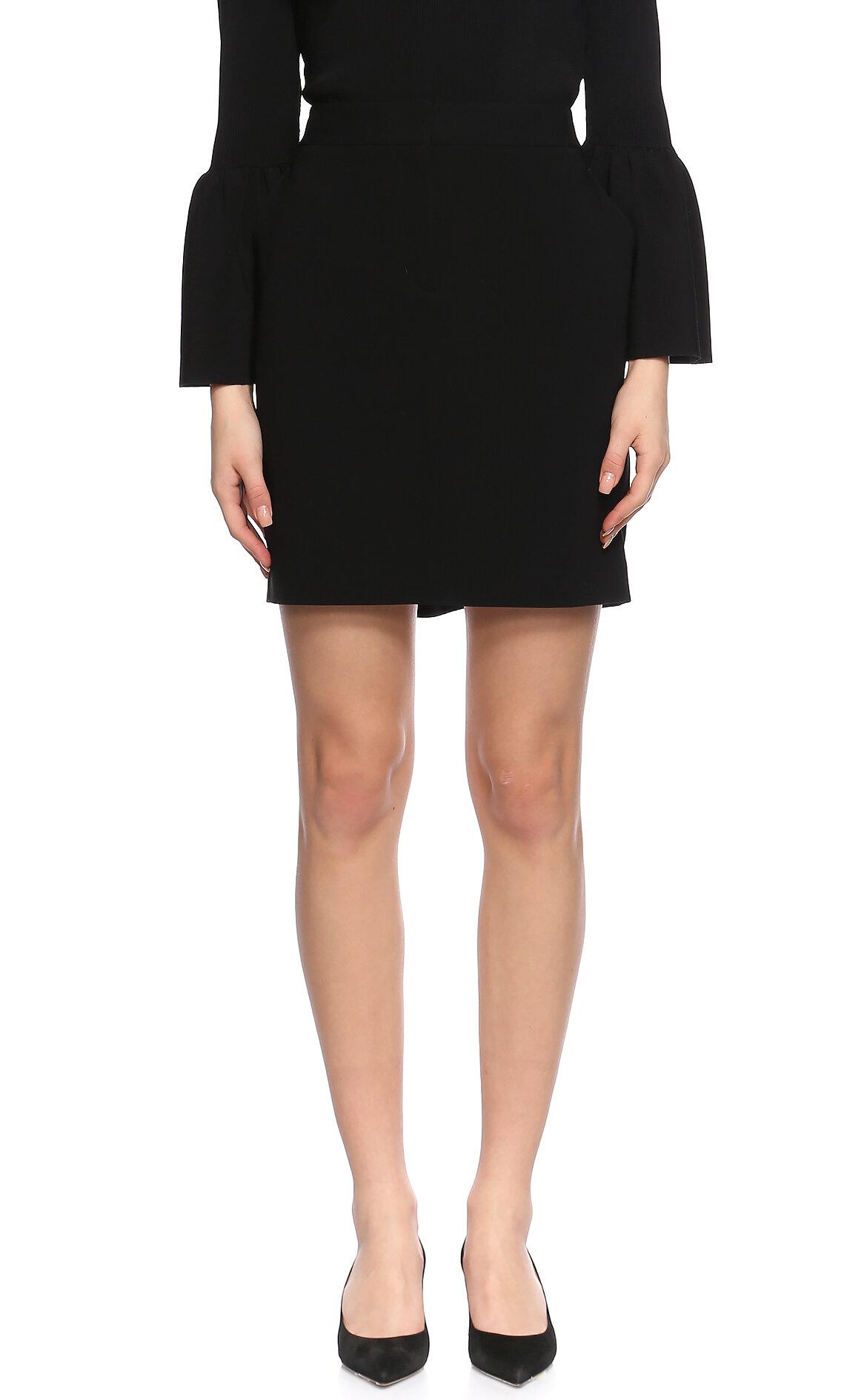 DKNY-DKNY Cepli Mini Siyah Etek