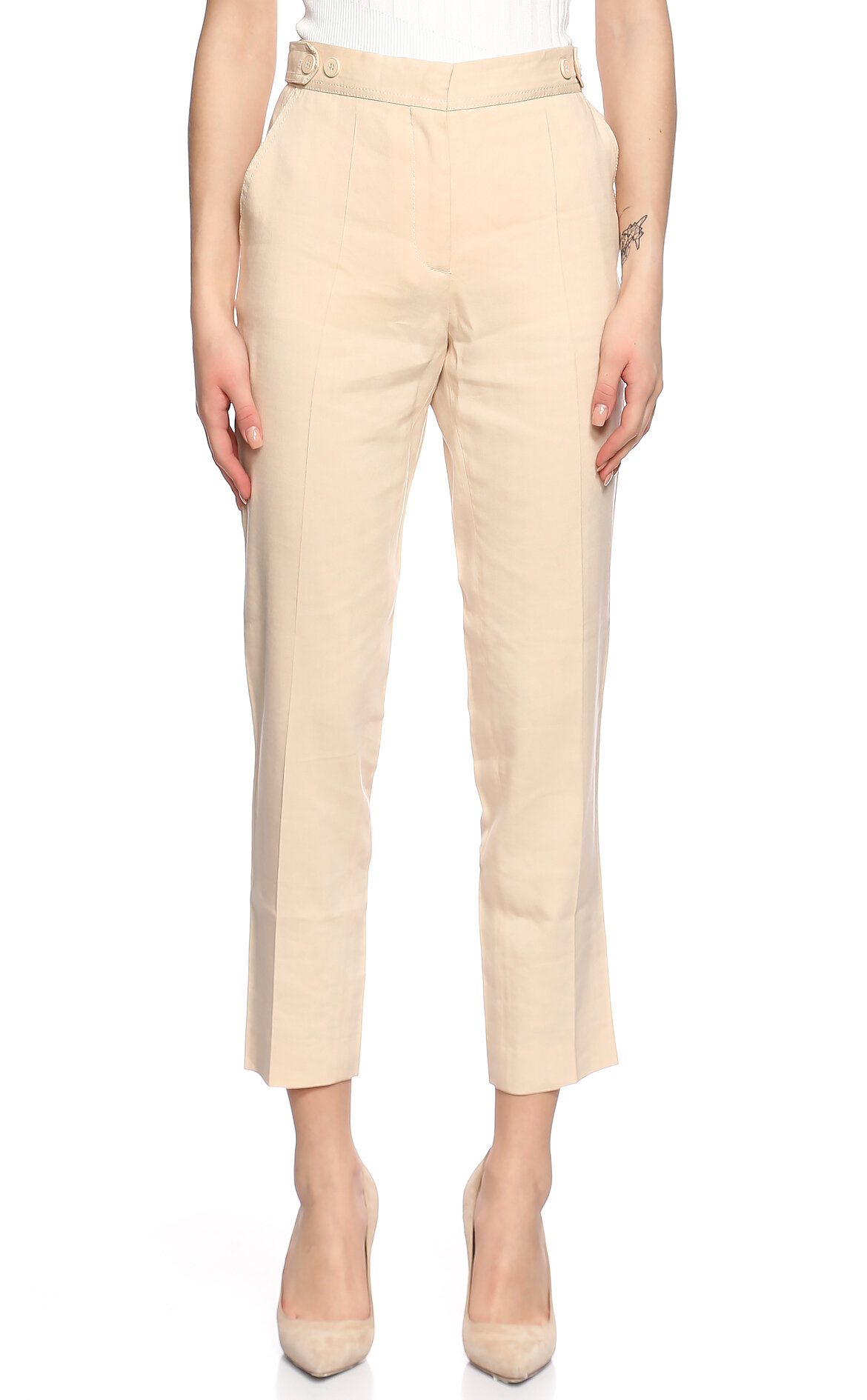 Stella McCartney  Pudra Rengi Pantolon