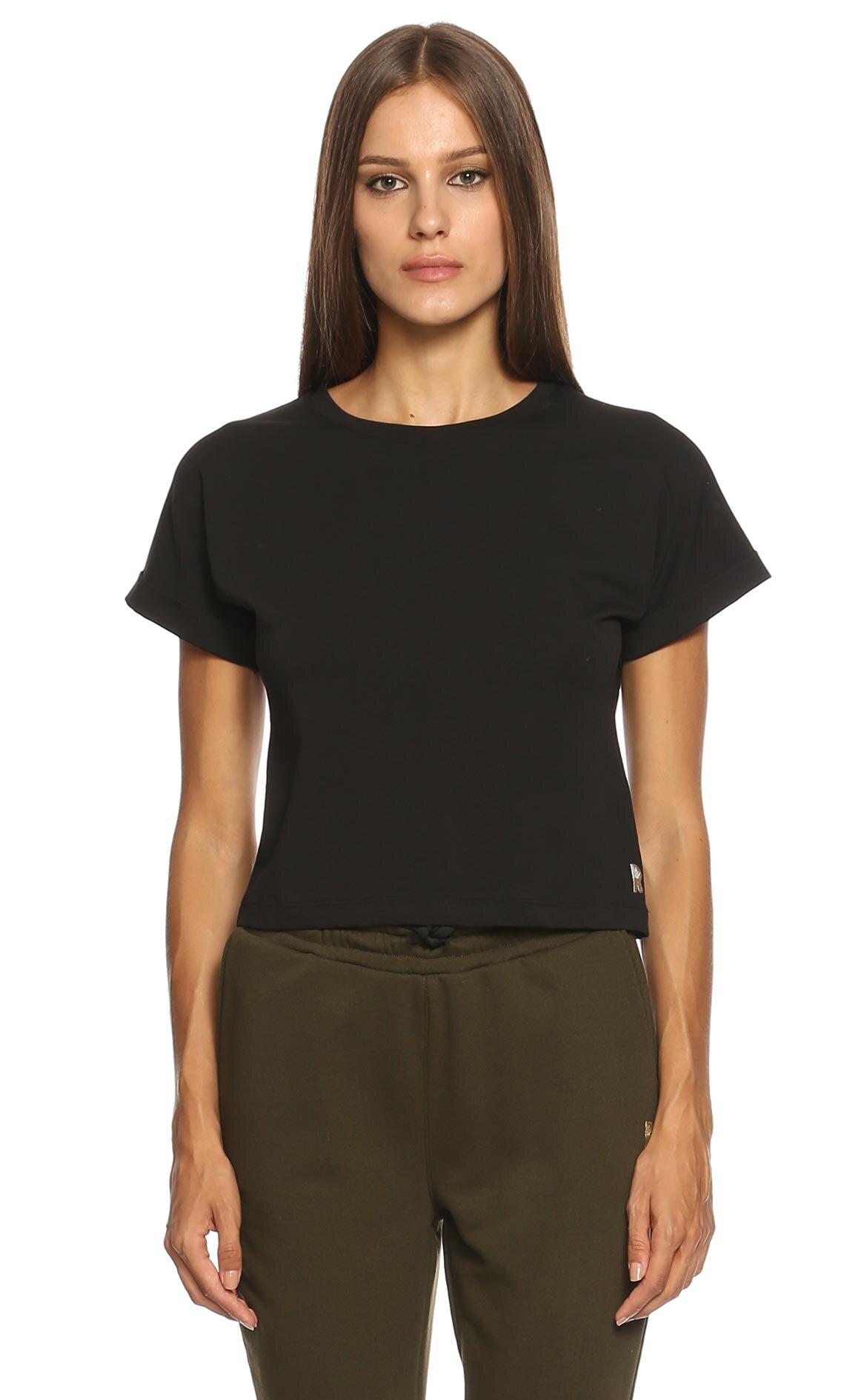Rivus  Siyah T-Shirt