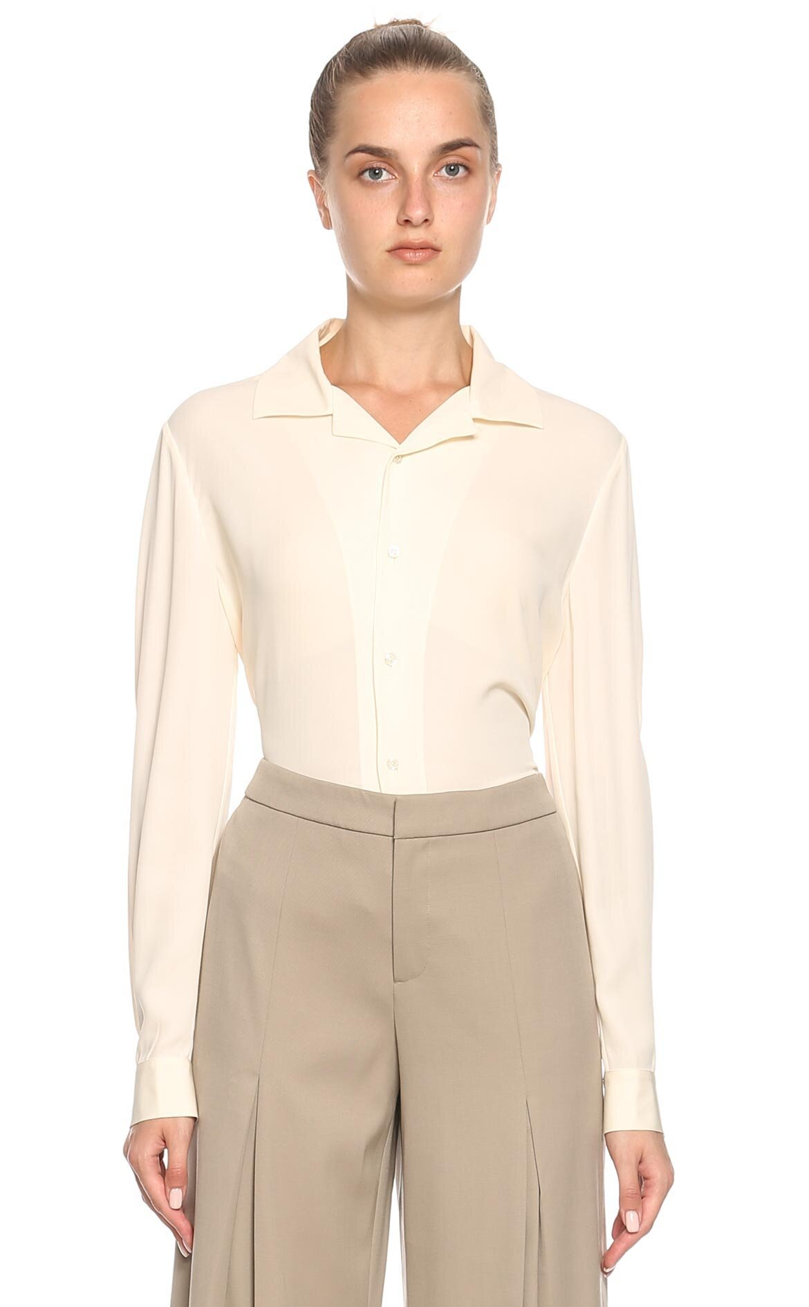 Ralph Lauren Collection  İpek Gömlek