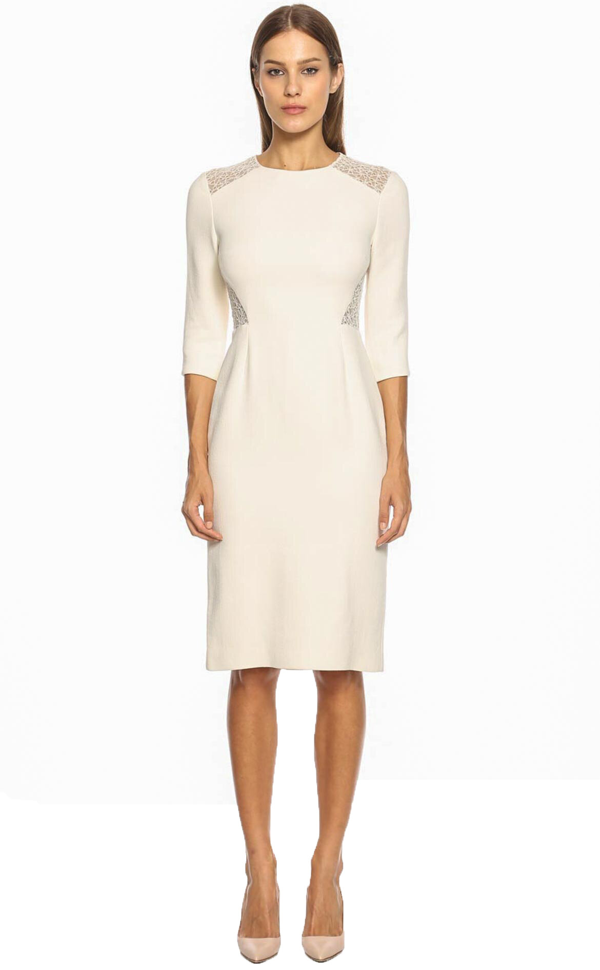 Jason Wu Kadın Elbise JWUS1613020ABLK-BLACKMULTI - Brandroom
