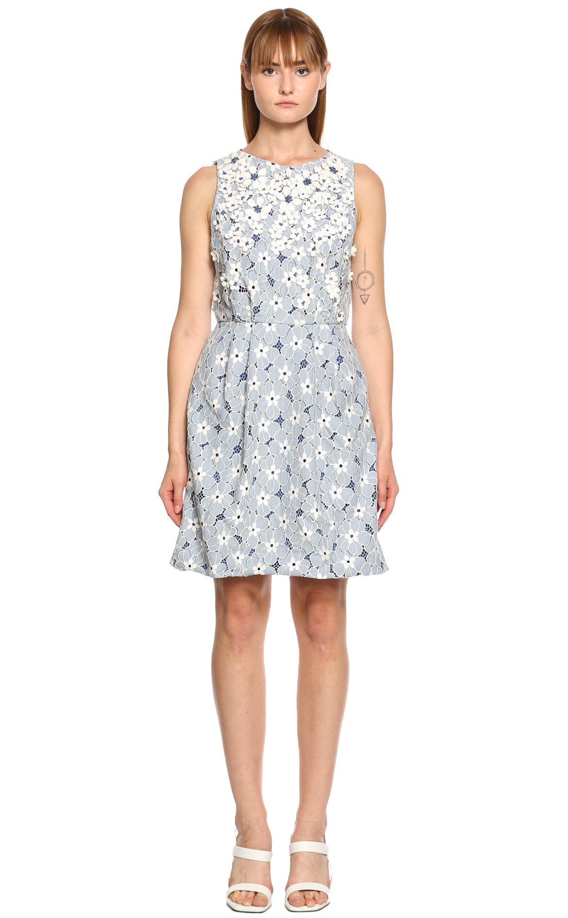 Matthew Williamson  Çiçek İşlemeli Elbise