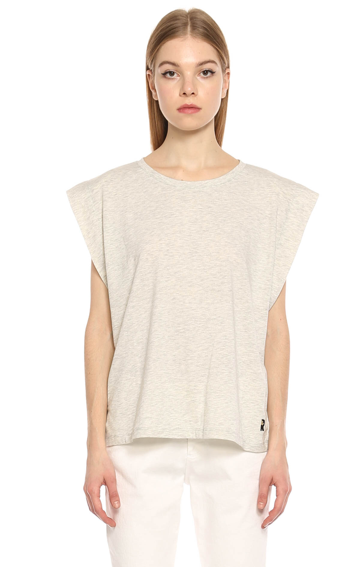 Rivus-Rivus Gri T-Shirt