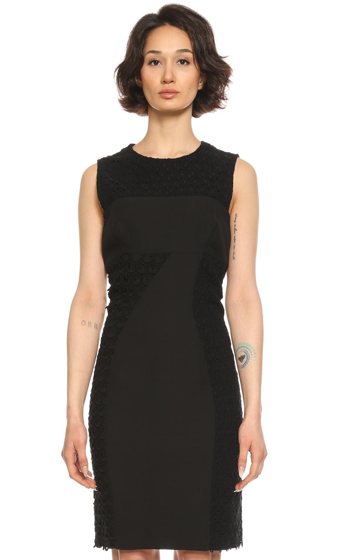 Versace  Siyahn Elbise