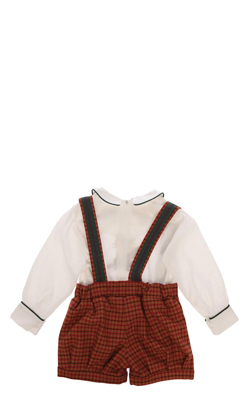 Mama Latte Bonnet Takım