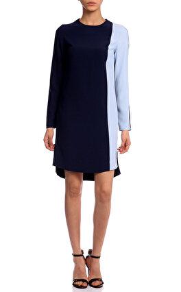 Akris Punto Mavi Elbise
