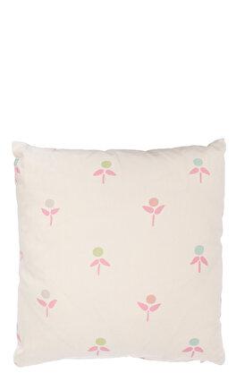 Laura Ashley Hpc Cottage Sprig Pink 40X40 cm Dekoratif Yastık