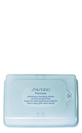 Shiseido Spn Refreshing Cleansing Sheets ( 30 Sheets ) Temizleyici