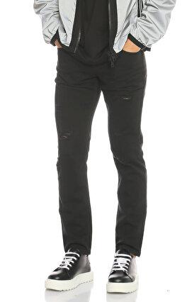Versus Slim Fit Siyah Jean Pantolon
