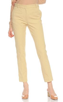 Joseph Düz Desen Bej Rengi Pantolon