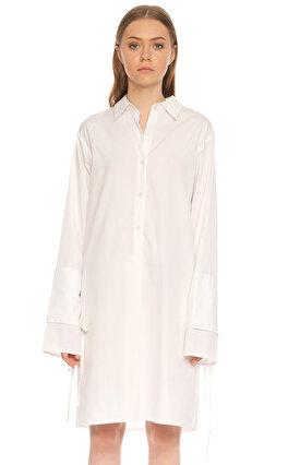 Tome Beyaz Elbise