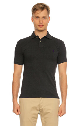 Ralph Lauren Blue Label Antrasit  Polo T-Shirt