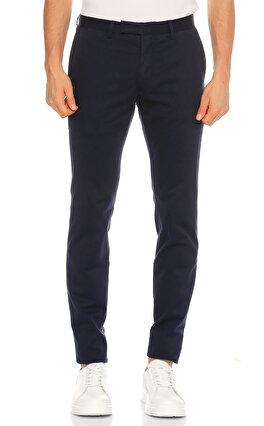Ralph Lauren Blue Label Slim Fit Lacivert Pantolon