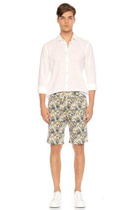 Manuel Ritz Beyaz Gömlek