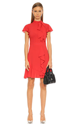 Karen Millen Kırmızı Elbise