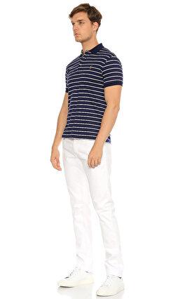 Ralph Lauren Blue Label Çizgili Renkli Polo T-Shirt