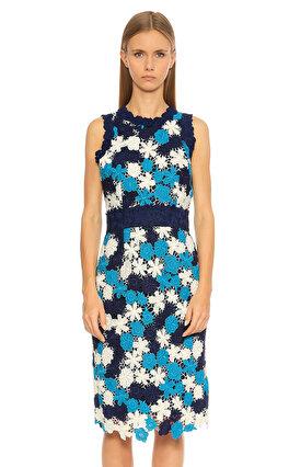 Juicy Couture İşleme Detaylı Renkli Elbise