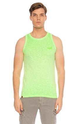 Superdry Kolsuz Yeşil Atlet
