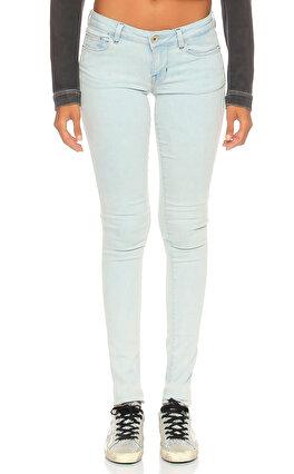 Guess Denim Skinny Jean Mavi Pantolon