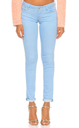 Guess Skinny Denim Mavi Pantolon