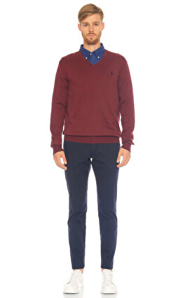 Ralph Lauren Blue Label Bordo Triko