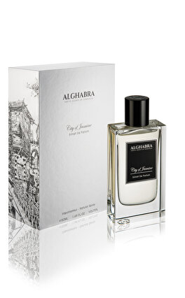 Alghabra City of Jasmine Extrait de Parfum 50ml