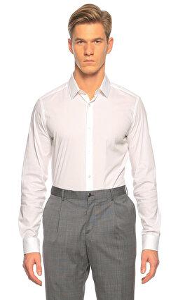 Pal Zileri Beyaz Gömlek