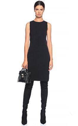 Agnona Düz Desen Mini Elbise