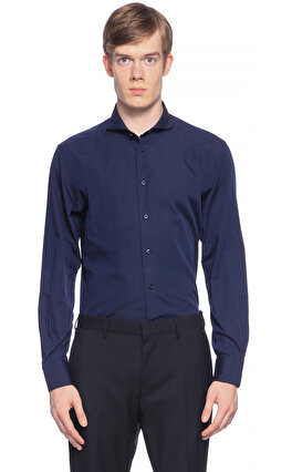 Camicissima Siyah Gömlek