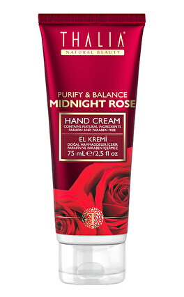 Thalia Midnight Rose Prify & Balance El Kremi 75 ml