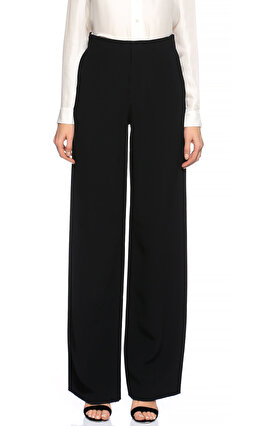 Victoria Beckham Siyah Pantolon