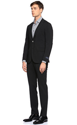 Tombolini Siyah Takım Elbise