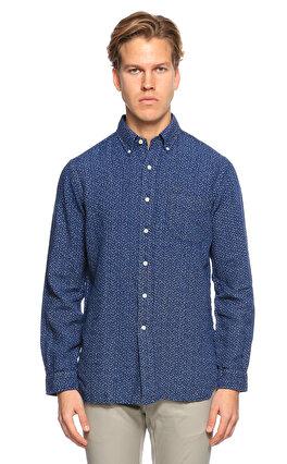 Ralph Lauren Blue Label Cepli Lacivert Gömlek