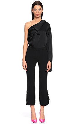 NO. 21 Siyah Pantolon