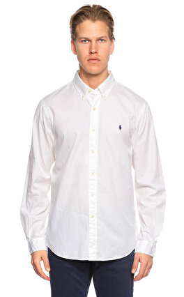 Ralph Lauren Blue Label Beyaz Gömlek