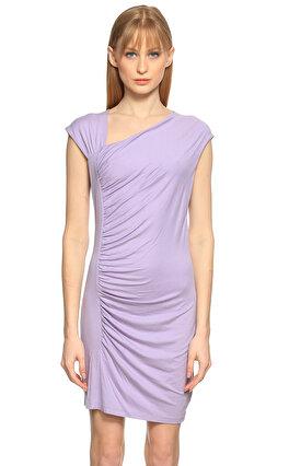 Guess Eflatun Mini Elbise