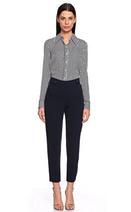 Karen Millen Lacivert Pantolon