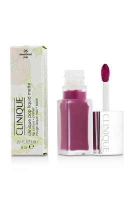 Clinique Pop Liquid Matte Sweetheart Pop Ruj