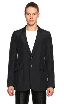 Alexander Mcqueen Siyah Ceket