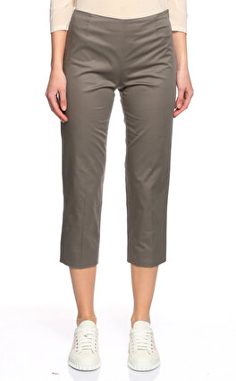 Armani Collezioni Yeşil Pantolon