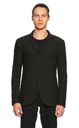 John Varvatos Siyah Ceket